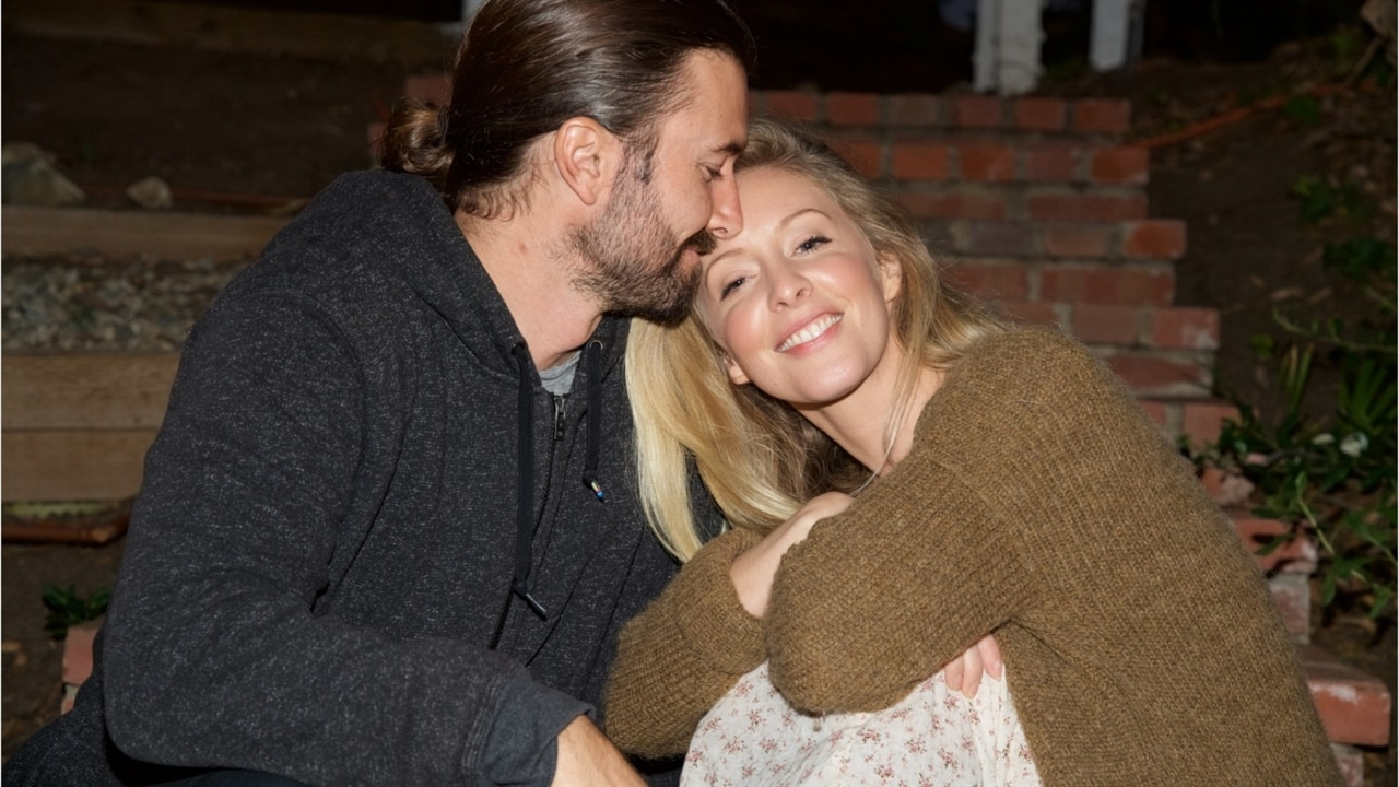 Love story behind brandon leah jenners marriage