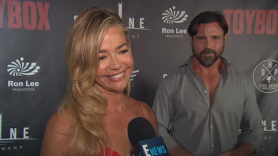Denise Richards Explains Planning Wedding in Just 48 Hours