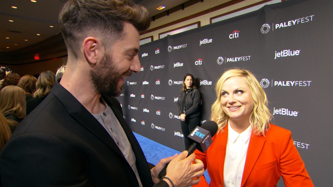 "Amy Poehler: We Need Parks and Rec's Leslie Knope Back ""Badly"""