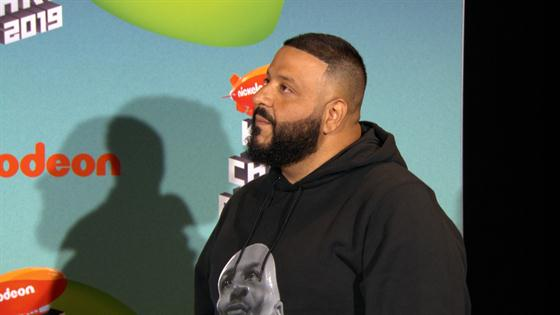 DJ Khaled Says His Son Asahd Makes Him Better & Greater