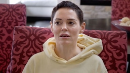 Rose McGowan Goes to a Trauma Therapy Session