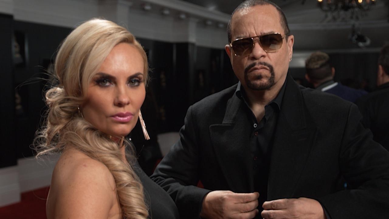 Ice T Amp Coco 2018 Grammys E Glambot E News