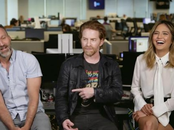 Seth Green & Breckin Meyer Play Late '90s 'Degrees of Separation'
