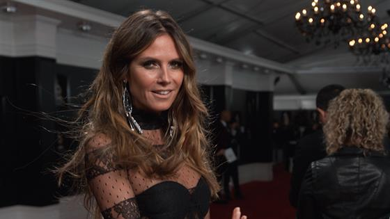 Heidi Klum Hair Styles: Heidi Klum News, Pictures, And Videos