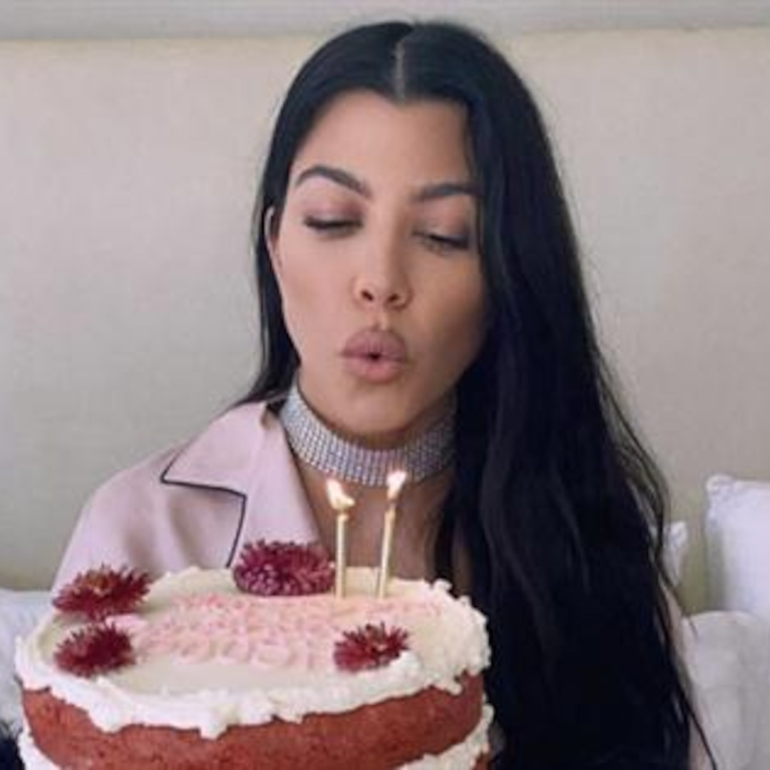 Kourtney Kardashian Receives Big Gift From Travis