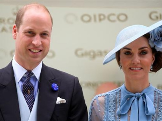 Prince William & Kate Middleton Reportedly Heading to Asia