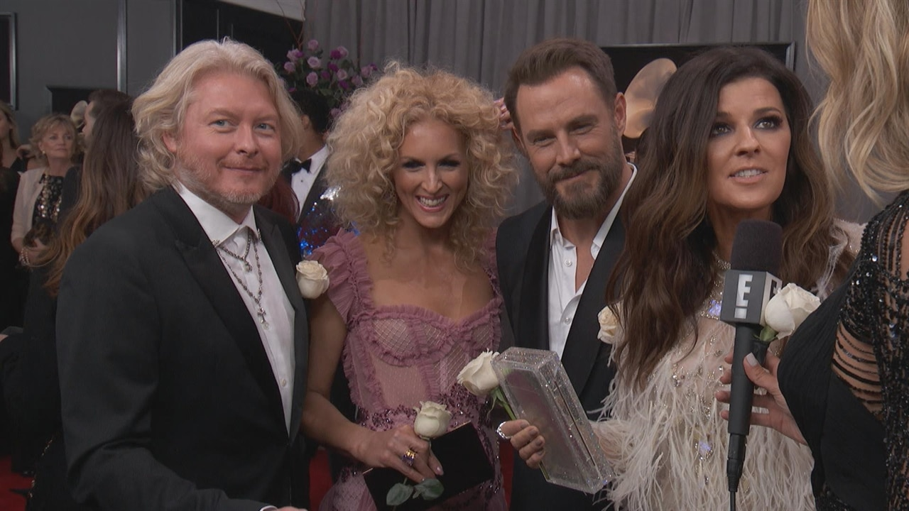 Little Big Town Has a Special Message for Taylor Swift After Their Big 2018 Grammys Win