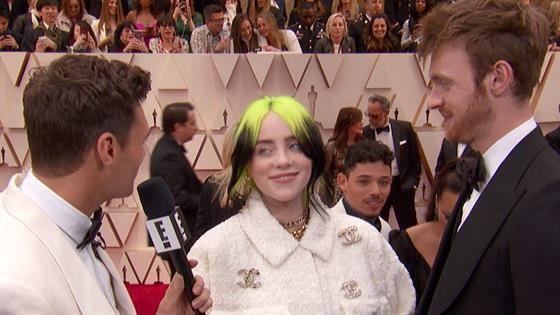 Billie Eilish's moody cover of Yesterday at the Oscars splits opinion