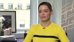 Rose McGowan Clarifies Her Comment on Meryl Streep