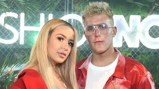 Social Media Influencers Jake Paul & Tana Mongeau Are Engaged!