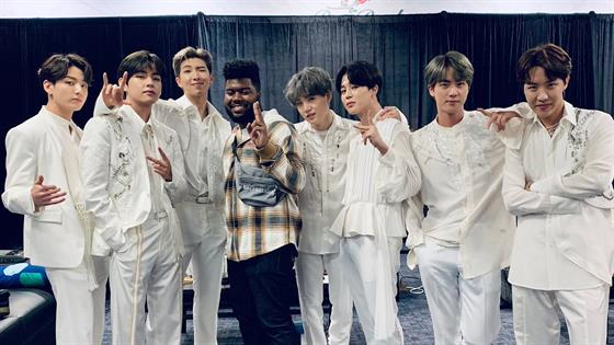 All About BTS x Khalid, Super Junior's Comeback and HallyuPopFest 2019 | E!  K-Popping