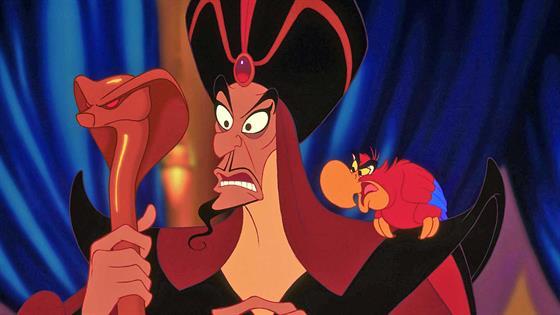 Will Smith se tiñe de azul en el nuevo tráiler — Aladdin