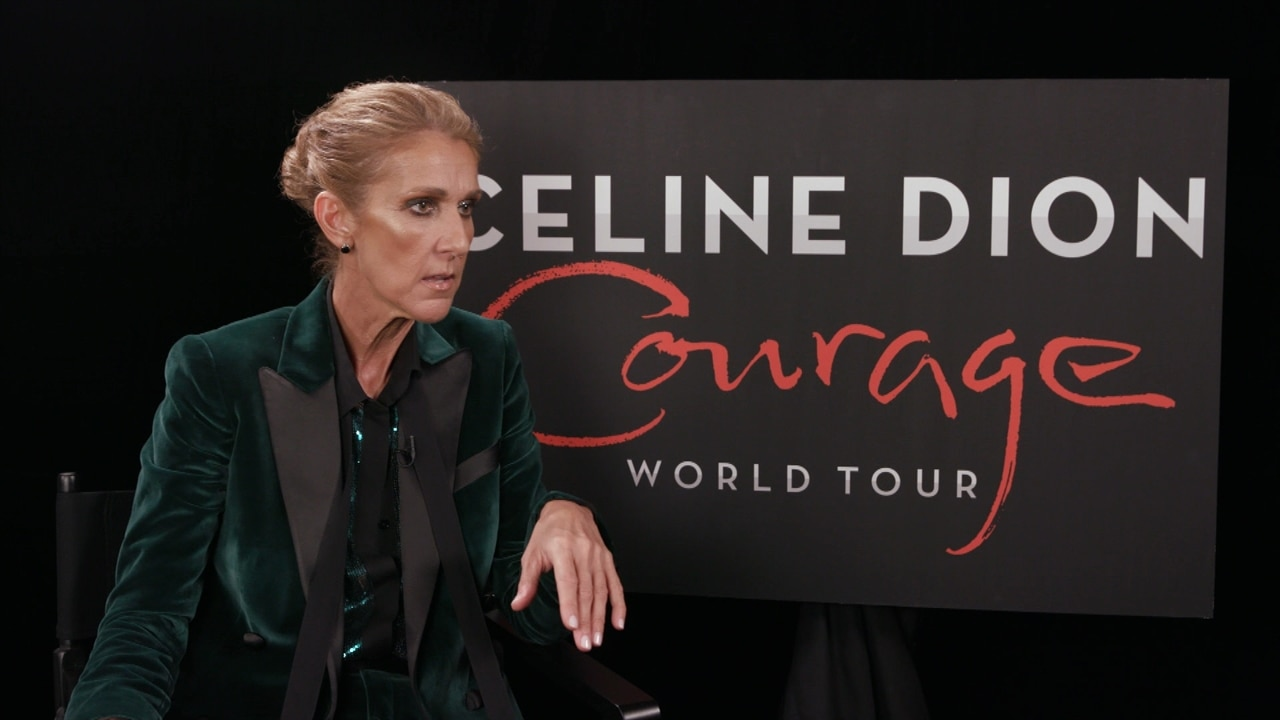How Celine Dion Found the Courage to Come Back After Total Tragedy