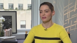 Is Rose McGowan Fearing for Her Safety?