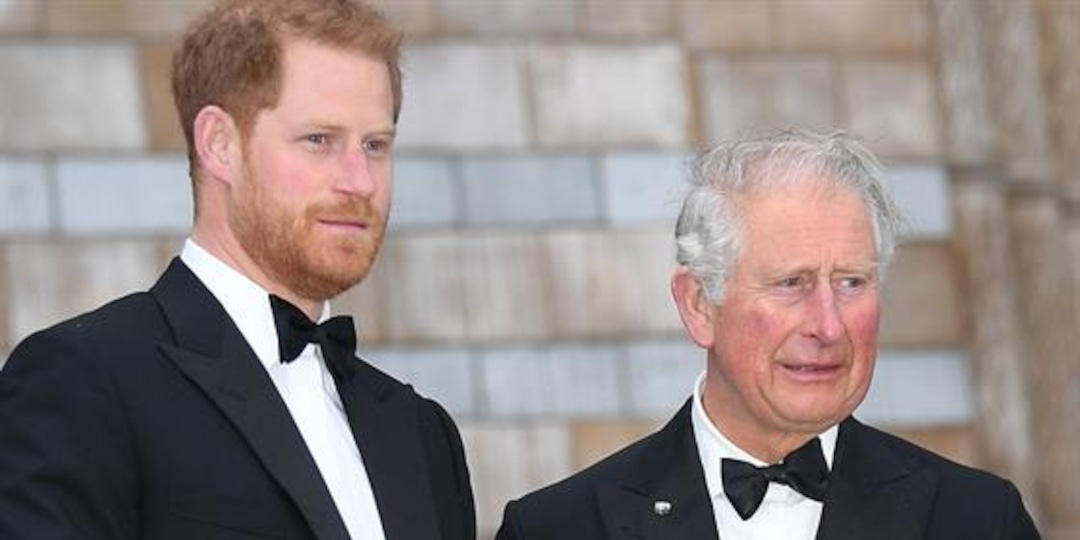 "Prince Harry Will ""Break the Cycle"" on How He Was Raised - E! Online.jpg"