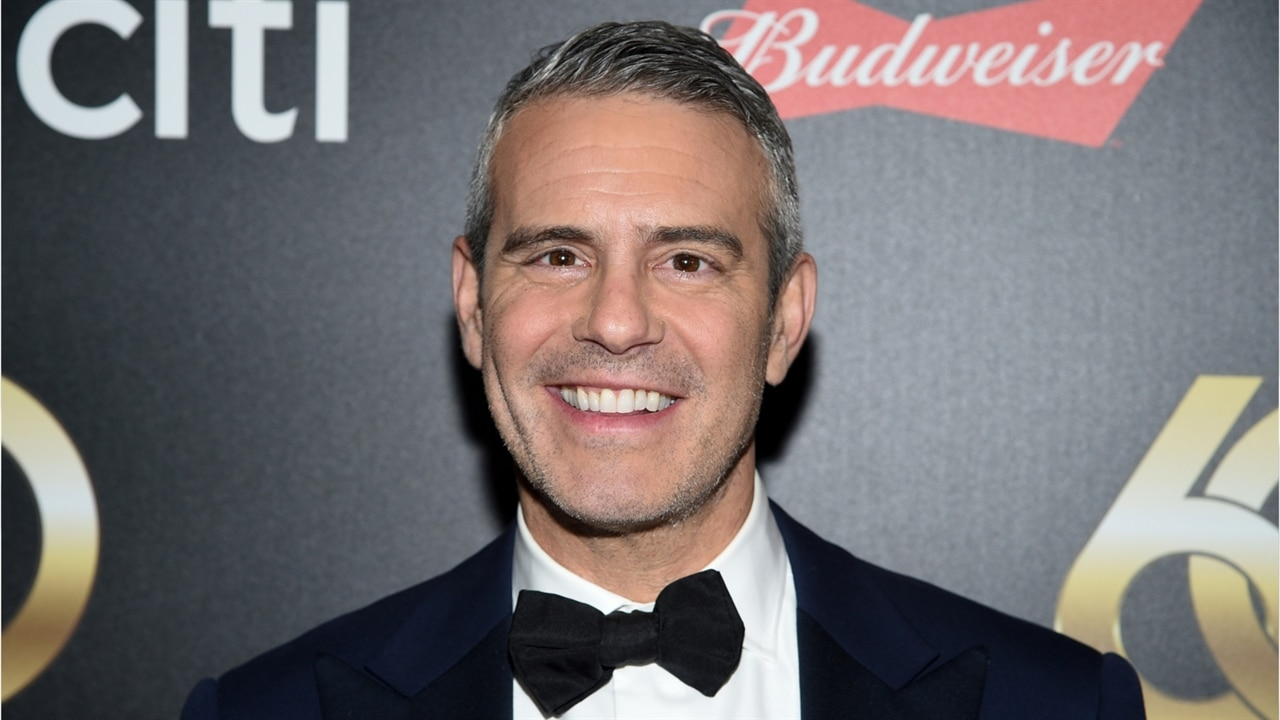 Andy Cohen Reunites With Toddler Son