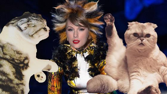 Listen to a Sneak Peek of Taylor Swift's Cats Song