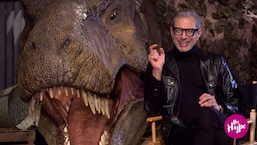 The Hype: Jeff Goldblum Returns To Jurassic Park