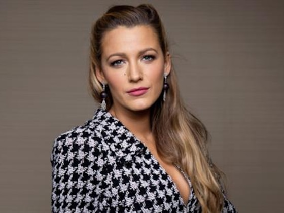 Blake Lively Deletes All Her Instagram Posts...Except for One