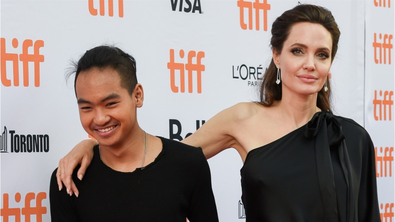 Angelina Jolie Reveals Maddox's Plans During College Closure