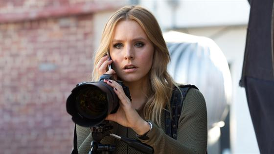 Hey, marshmallows, 'Veronica Mars' is coming to Hulu