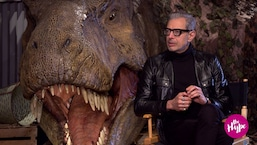 The Hype: Jeff Goldblum Reveals His Hidden Talent