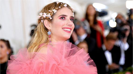 """Emma Roberts Reacts to Becoming a Viral Meme: """"Thank You Gays"""" - E! Online"""