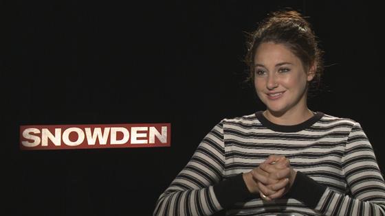 Shailene Woodley Movie...