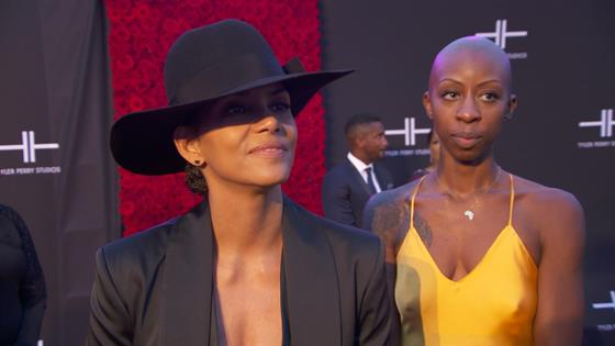 Halle Berry Thanks Fans for E! People's Choice Awards Nom