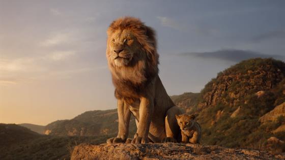 Un nuevo rugido — El Rey León