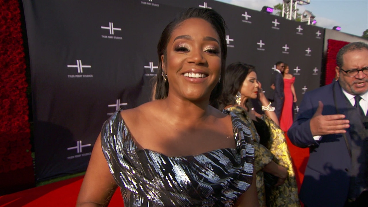 """Tiffany Haddish Has One Thing to Say About Her PCAs Nominations: """"She Ready!"""""""