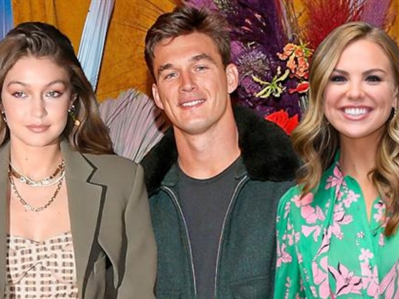 Tyler Cameron on Where He Stands With Hannah Brown & Gigi Hadid