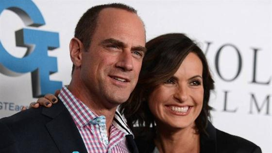 Law and Order: SVU's Mariska Hargitay welcomes back Christopher Meloni