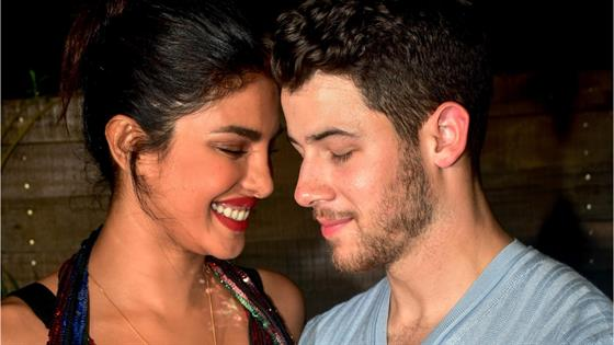 Nick Jonas teaches Priyanka how to play the piano