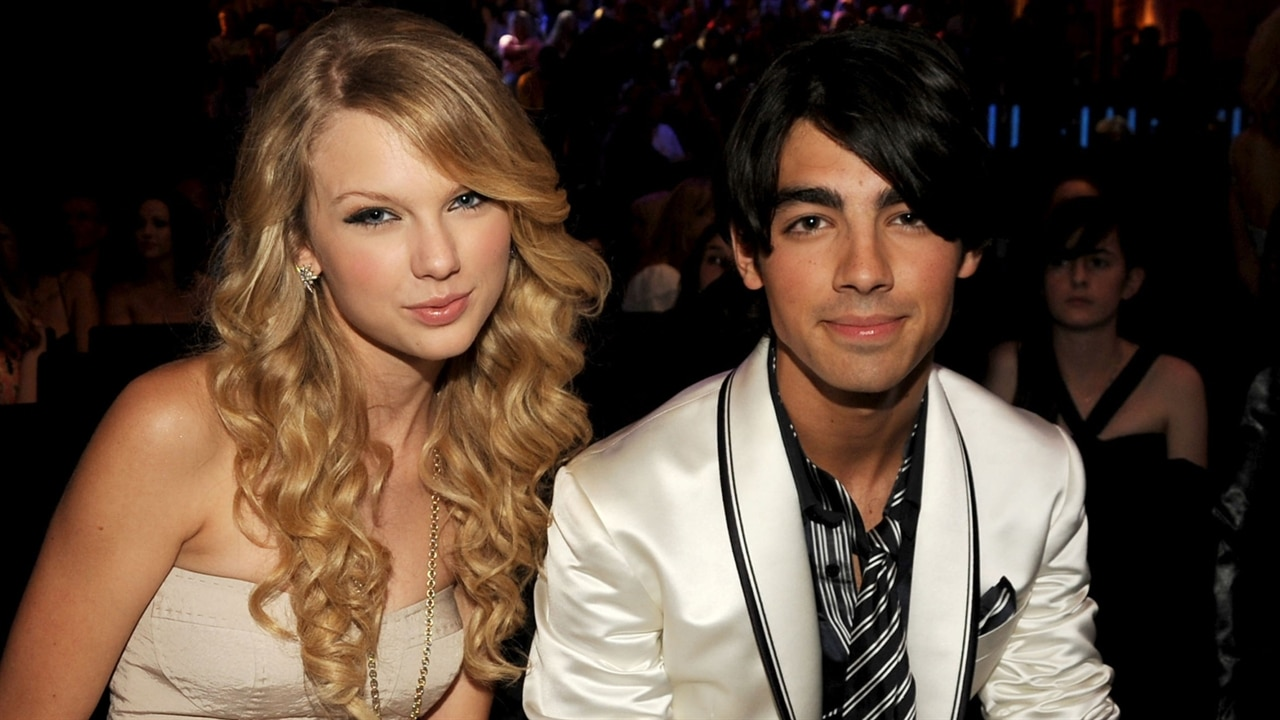 "Taylor Swift's Ex Joe Jonas Put His Own Hilarious Spin on ""Lover"""