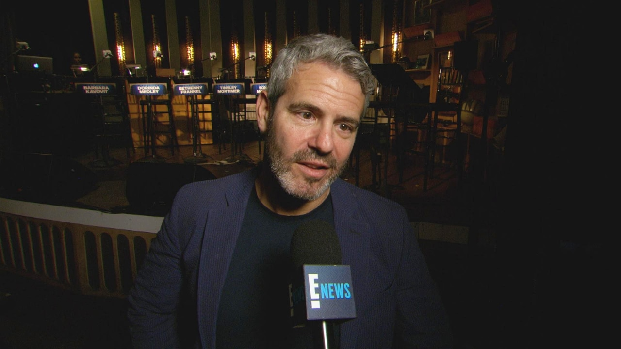See Andy Cohen Campaign for Watch What Happens Live to Win at the PCAs