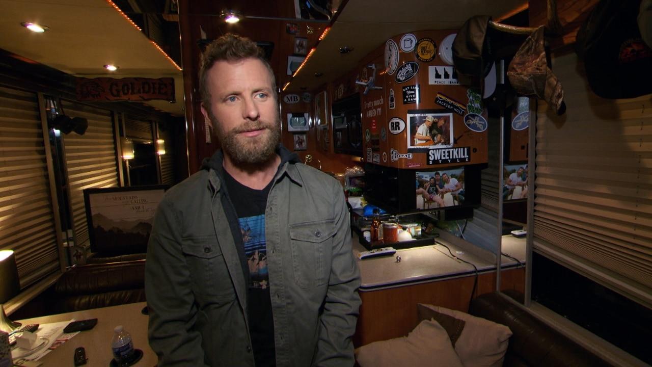 Exclusive Dierks Bentley Invites Us Into His Tour Bus