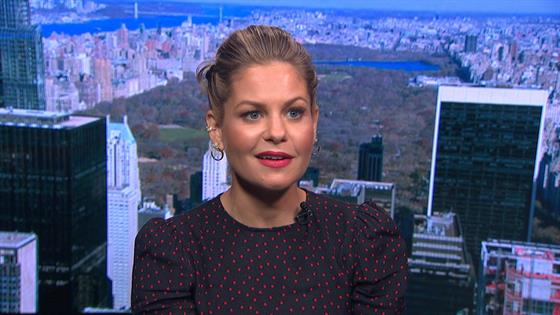 Watch			Candace Cameron Bure Is Happy to See Amanda Bynes Return