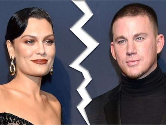 Channing Tatum & Jessie J Have Split Again