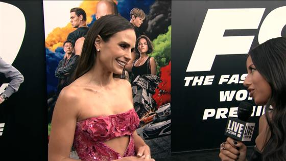 "Jordana Brewster Confirms ""F10"" Will Begin Filming Soon - E! Online"
