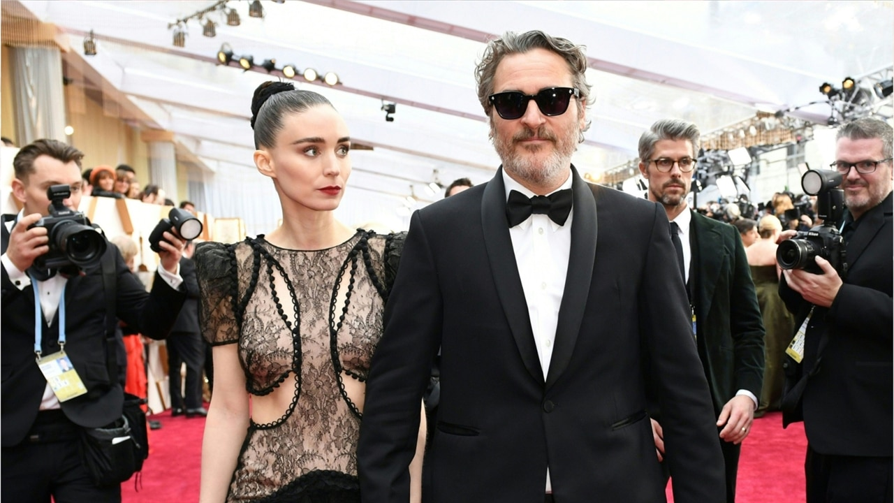 Rooney Mara & Joaquin Phoenix Are Expecting Their First Child