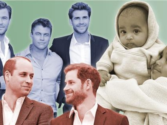 6 Famous Brothers We Love on National Brother's Day