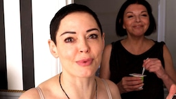 Rose McGowan Introduced to Popular Dating App