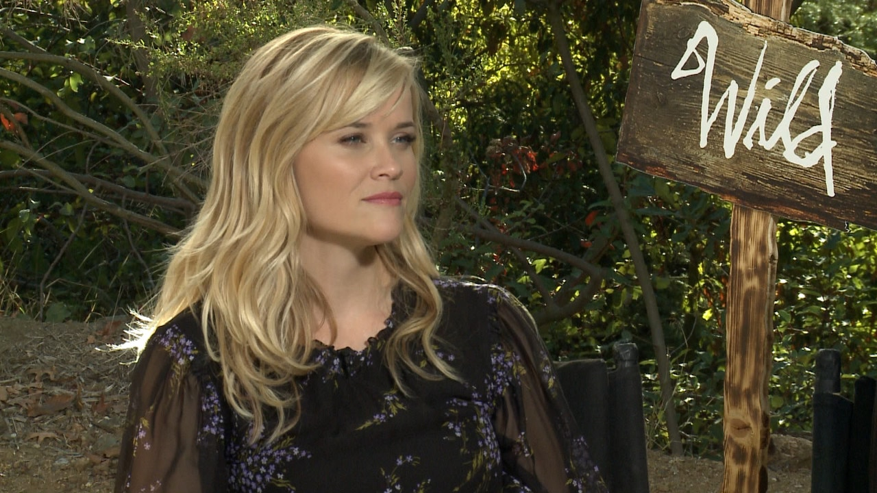 Reese Witherspoon Gets Candid On Wild Nude Scenes  E News-7277
