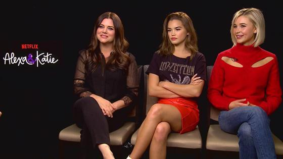 Tiffani Thiessen & Cast Talk New Netflix Show
