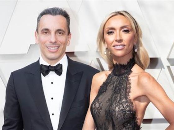Sebastian Maniscalco Surprises Giuliana Rancic on