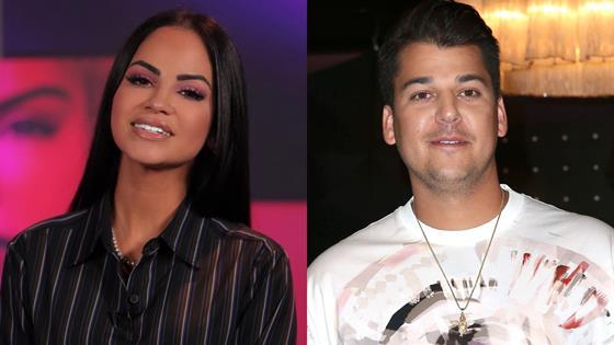 Natti Natasha Finalmente Habló De Rob Kardashian