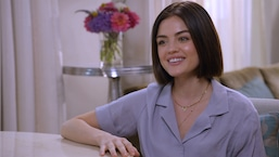 Tyler Henry Connects Lucy Hale to Her Late Grandmother