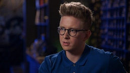 Tyler Oakley's Mother Gets Closure About Her Father's Passing