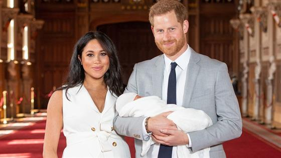 Has Prince Harry Picked a Nickname for Baby Archie?
